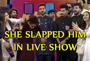 Faysal Qureshi Got Angry on Tik Tokers in a Live Show   Khush Raho Pakistan