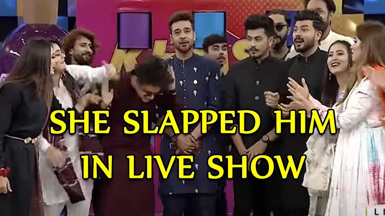 Faysal Qureshi Got Angry on Tik Tokers in a Live Show | Khush Raho Pakistan