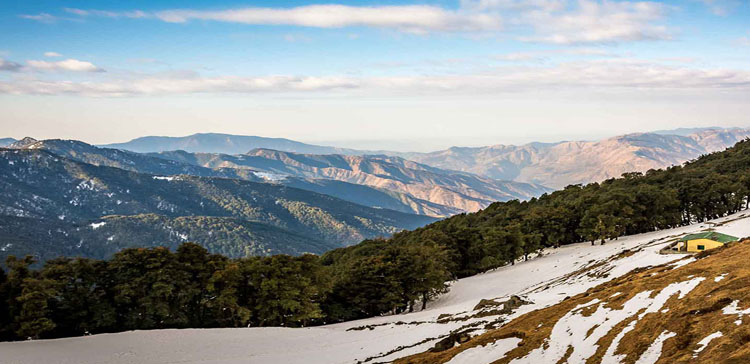 Nag Tibba Trek is the best place to rest and enjoy