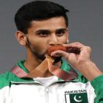 Talha Talib pakistani weightlifter