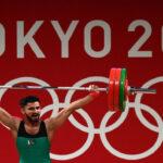 Talha Talib weightlifter