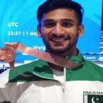 Talha talha proud of Pakistan