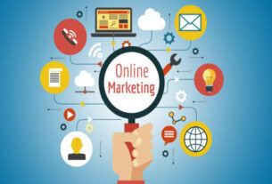 What is the concept of online marketing