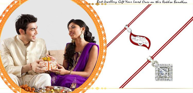A Diamond Gift for RakshaBandhan