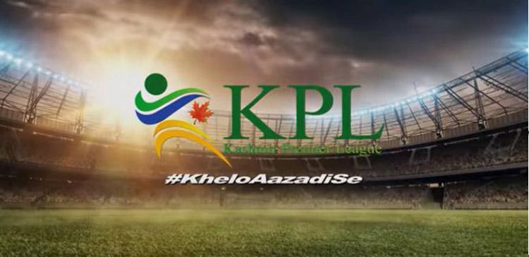KPL-2021 - Kashmir Premier League