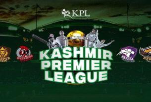 KPL 2021 - Kashmir Premier League, Pakistan