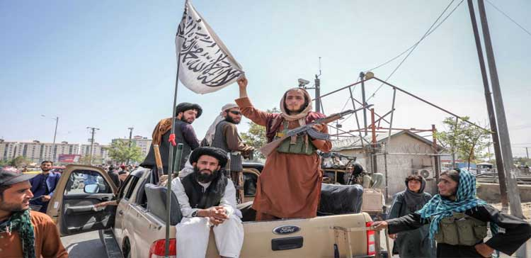 Taliban control makes new danger for the district