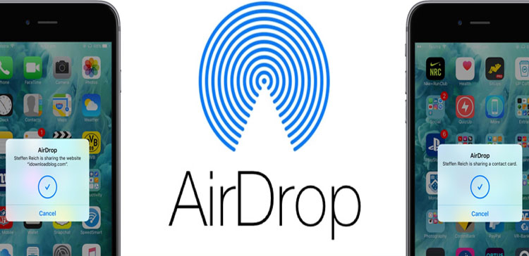 What Is AirDrop and How Does It Work? What Is the Process?