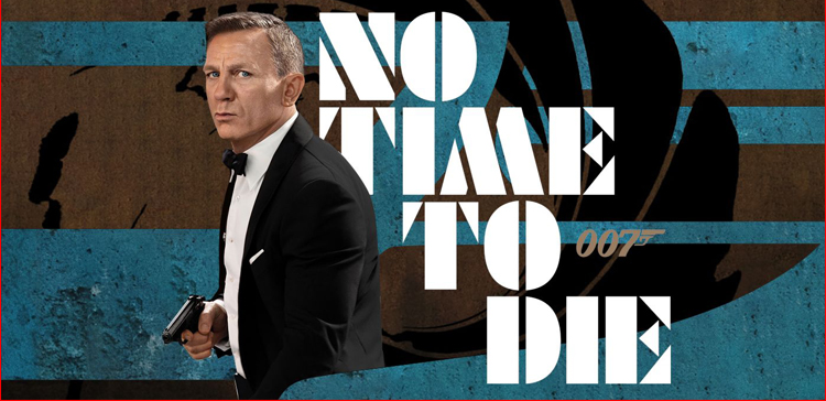 James bond release date 2021